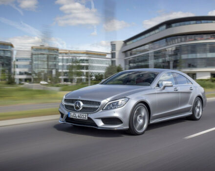 Як ми тестували Mercedes-Benz CLS 400 2016