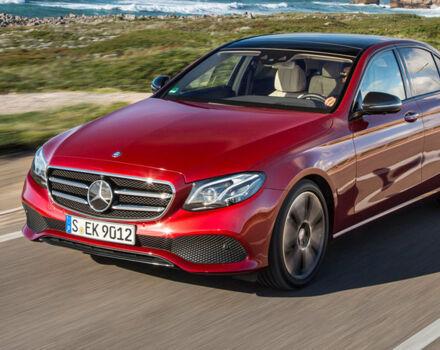 Як ми тестували Mercedes-Benz E 300