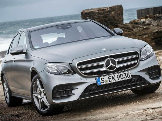 Как мы тестировали Mercedes-Benz E-Class 2017