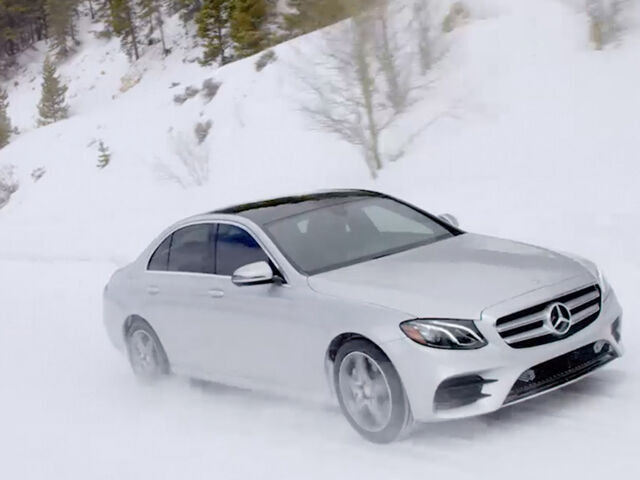 Как мы тестировали Mercedes-Benz E-Class 2019