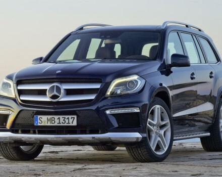 Mercedes-Benz GL 500 null
