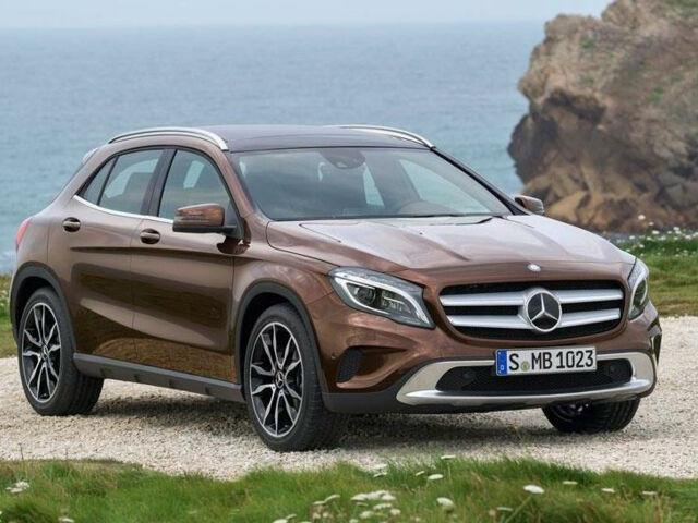 Mercedes-Benz GLA 200 null