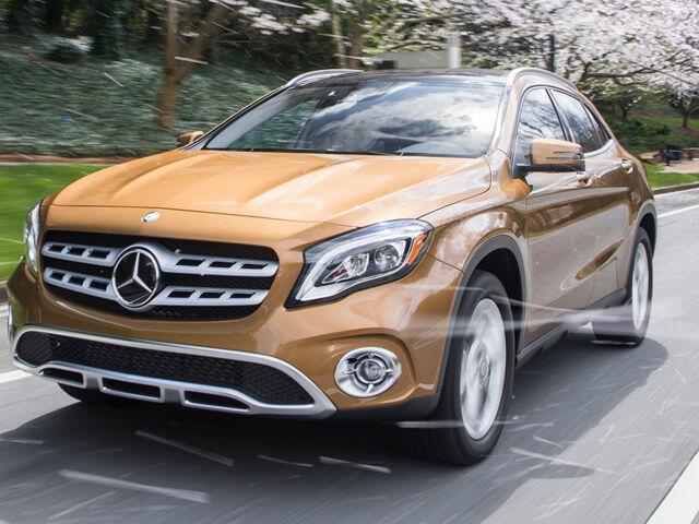 Как мы тестировали Mercedes-Benz GLA-Class 2019