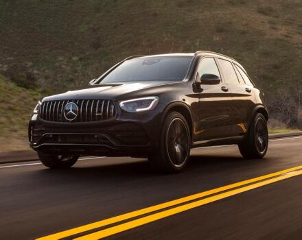 Купить новый автомобиль Mercedes-Benz GLC 2021 на автобазаре AutoMoto.ua