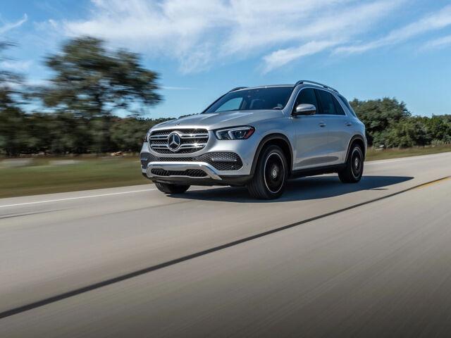 Как мы тестировали Mercedes-Benz GLE-Class 2020