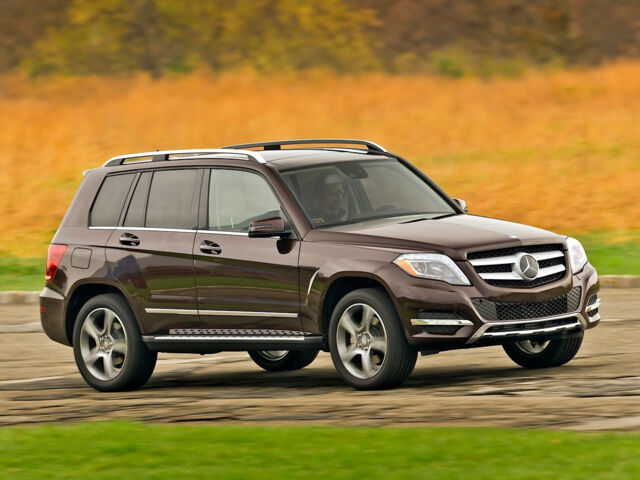 Mercedes-Benz GLK 250 null