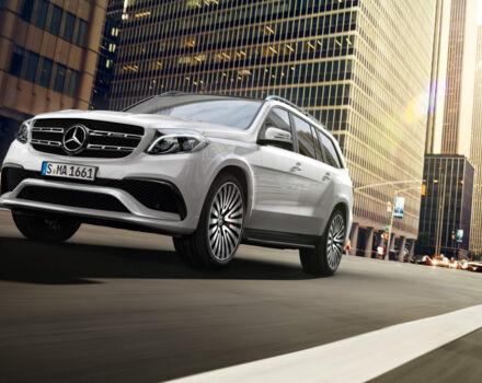 Як ми тестували Mercedes-Benz GLS-Class 2019