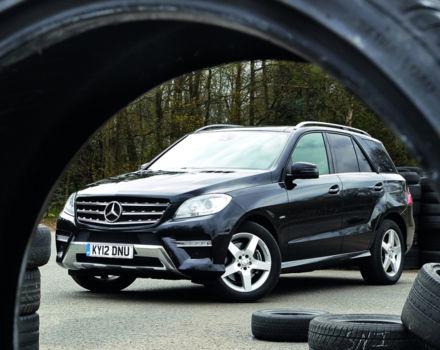 Как мы тестировали Mercedes-Benz ML 250 2016