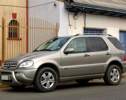 Mercedes-Benz ML 270 null