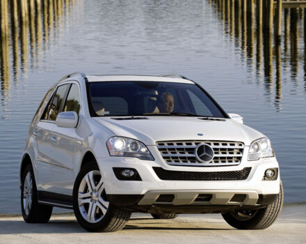 Mercedes-Benz ML 280 null