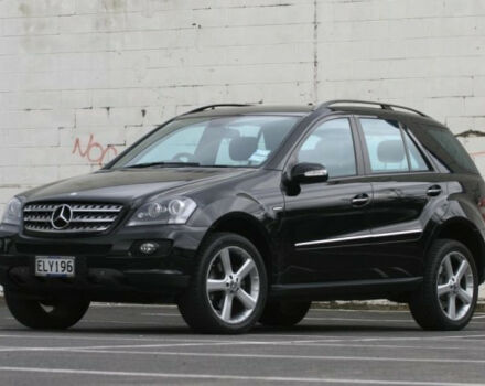 Mercedes-Benz ML 320 null