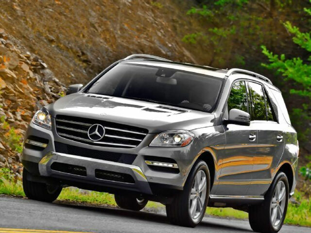 Mercedes-Benz ML 400 2015