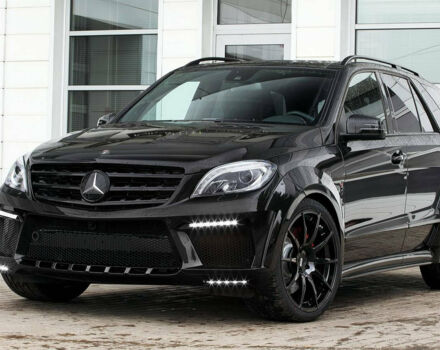 Mercedes-Benz ML 63 AMG 2015