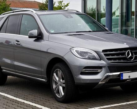 Mercedes-Benz ML-Class null