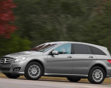 Mercedes-Benz R 350 null