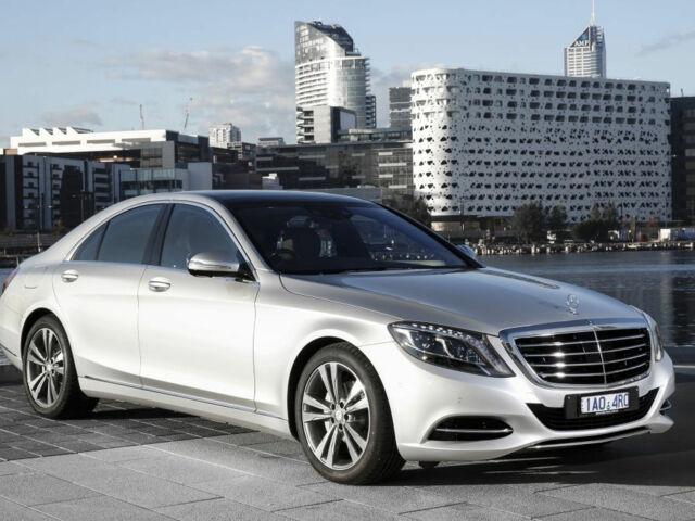 Как мы тестировали Mercedes-Benz S 300
