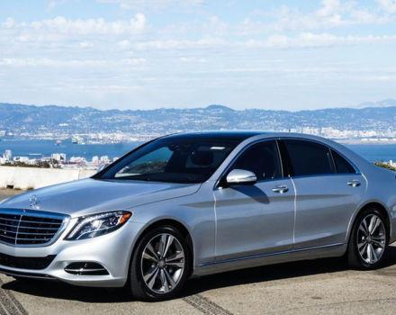 Як ми тестували Mercedes-Benz S 550 2016