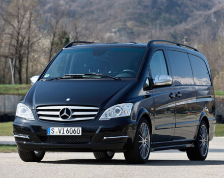Mercedes-Benz Viano 2016