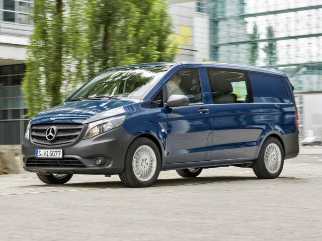 Как мы тестировали Mercedes-Benz Vito