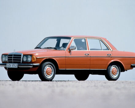Mercedes-Benz W123 null