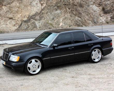 Как мы тестировали Mercedes-Benz W124