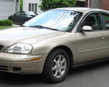 Mercury Sable null