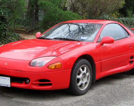 Mitsubishi 3000 GT null