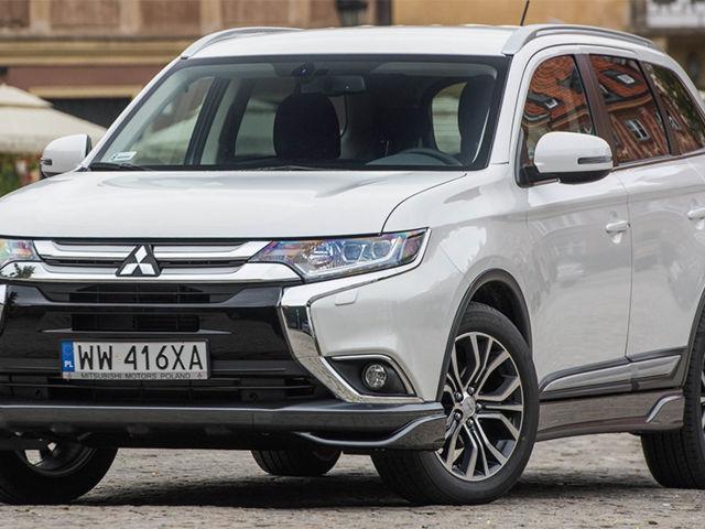 Как мы тестировали Mitsubishi Outlander 2018