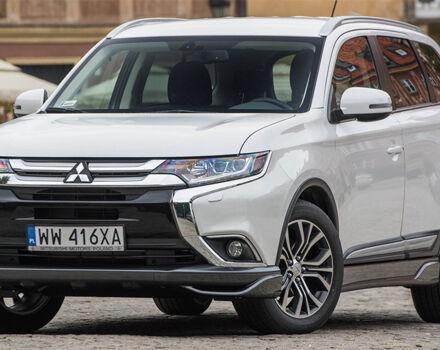 Як ми тестували Mitsubishi Outlander 2018