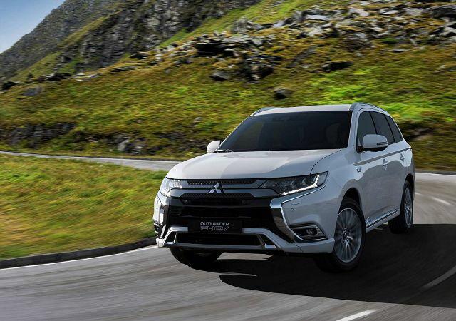 Як ми тестували Mitsubishi Outlander 2019