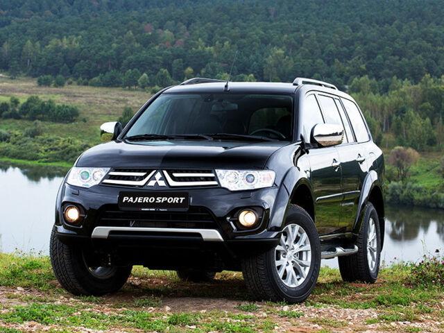 Як ми тестували Mitsubishi Pajero Sport 2016