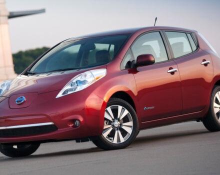 Як ми тестували Nissan Leaf 2016