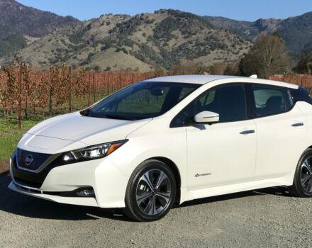Как мы тестировали Nissan Leaf 2018