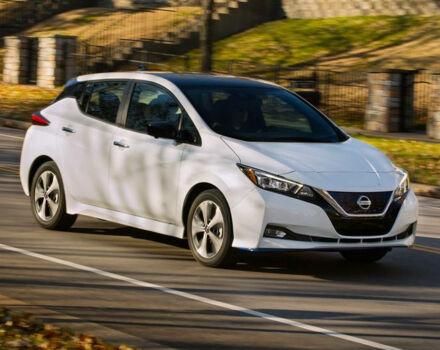 Как мы тестировали Nissan Leaf 2020