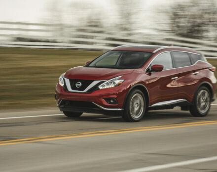 Як ми тестували Nissan Murano 2018