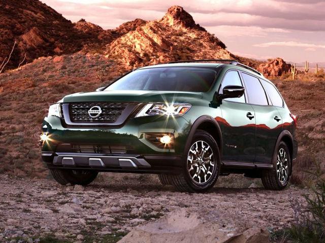 Как мы тестировали Nissan Pathfinder 2019