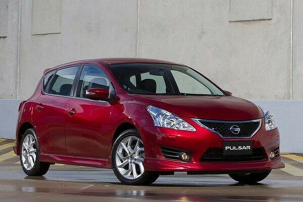 Nissan Pulsar 2016