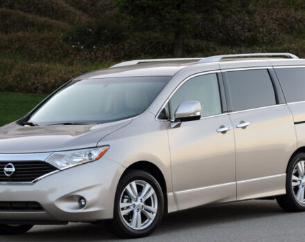 Nissan Quest null