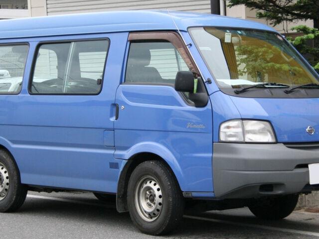 Як ми тестували Nissan Vanette