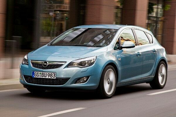 Opel Astra null