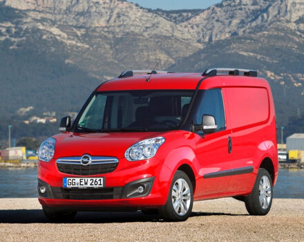 Opel Combo 2016