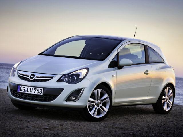 Як ми тестували Opel Corsa 2016