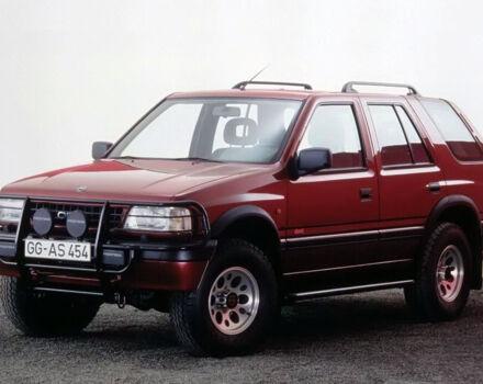 Как мы тестировали Opel Frontera