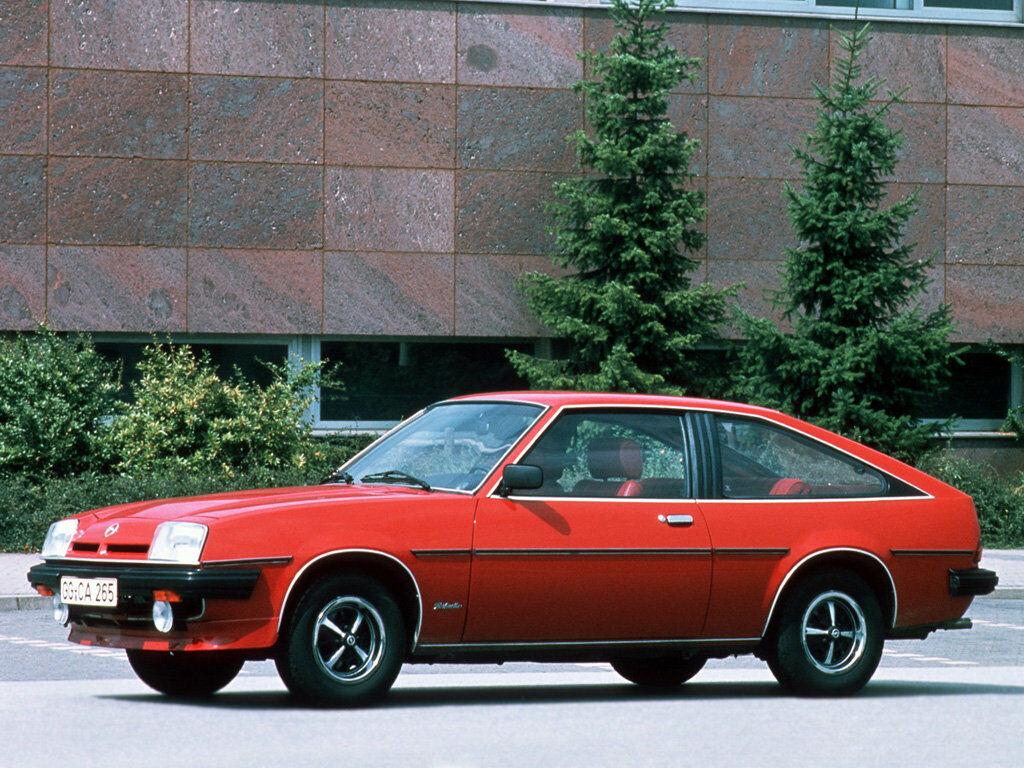 "Картинки по запросу ""Opel Manta"""