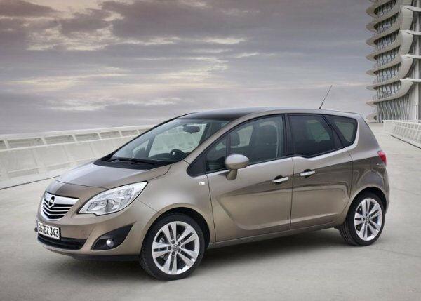 Как мы тестировали Opel Meriva