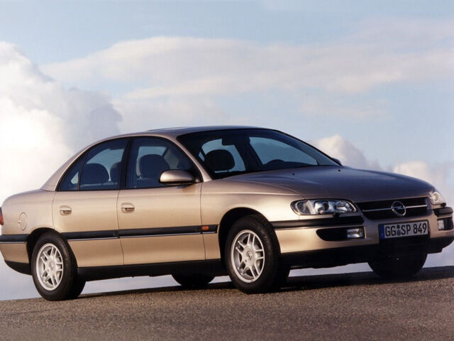 Як ми тестували Opel Omega