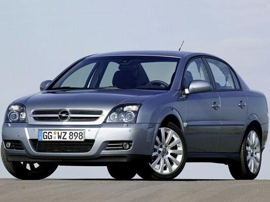 Как мы тестировали Opel Vectra C