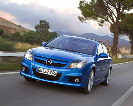 Як ми тестували Opel Vectra