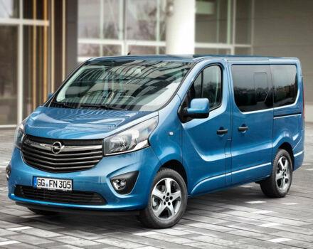 Як ми тестували Opel Vivaro пасс.