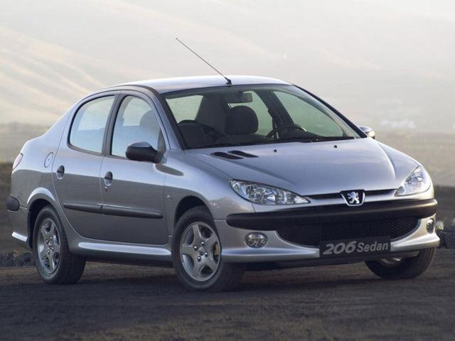 Peugeot 206 null